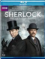 Sherlock: The Abominable Bride Starring Benedict Cumberbatch (DVD / Blu-ray)