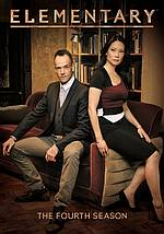 Elementary: The Fourth Season Starring Jonny Lee Miller (DVD)