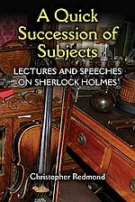 A Quick Succession of Subjects - Christopher Redmond