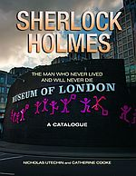 Holmes Exhibition Catalogue cover