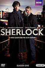 Sherlock: Season One - Benedict Cumberbatch DVD / Blu-ray