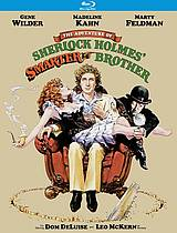 The Adventures of Sherlock Holmes' Smarter Brother Starring Gene Wilder (Blu-ray)