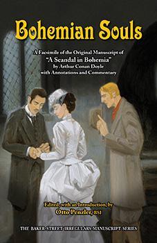 A Scandal in Bohemia Manuscript facsimile: a Sherlock Holmes story