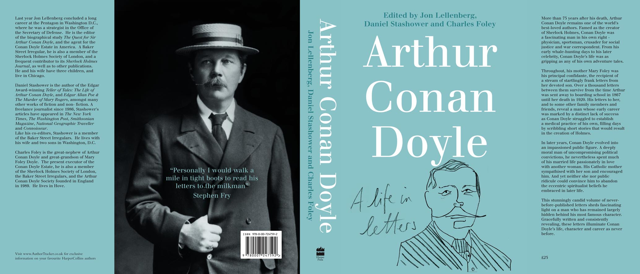 a look at the life and literary works of sir arthur conan doyle Arthur conan doyle was a phenomenon: practising doctor, war correspondent,   (conan, like arthur, was his given name) regarded himself as primarily a writer of   by the close of his life he was spending his diminishing energies defending not  only  do look nowthe race for the oscars begins in venice.